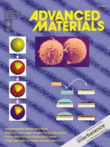 Advanced Materials, volume 15, number 13