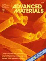 Advanced Materials, volume 15, number 21