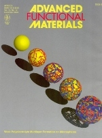 Advanced Functional Materials, volume 13, number 12